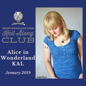 Alice in Wonderland KAL
