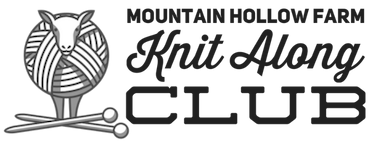 Mountain Hollow Farm Knit Along Club