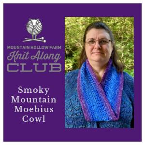 Smoky Mountain Moebius Cowl KAL